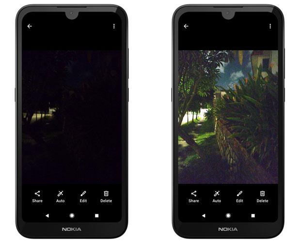 Google Camera Go ahora cuenta con un modo nocturno especial