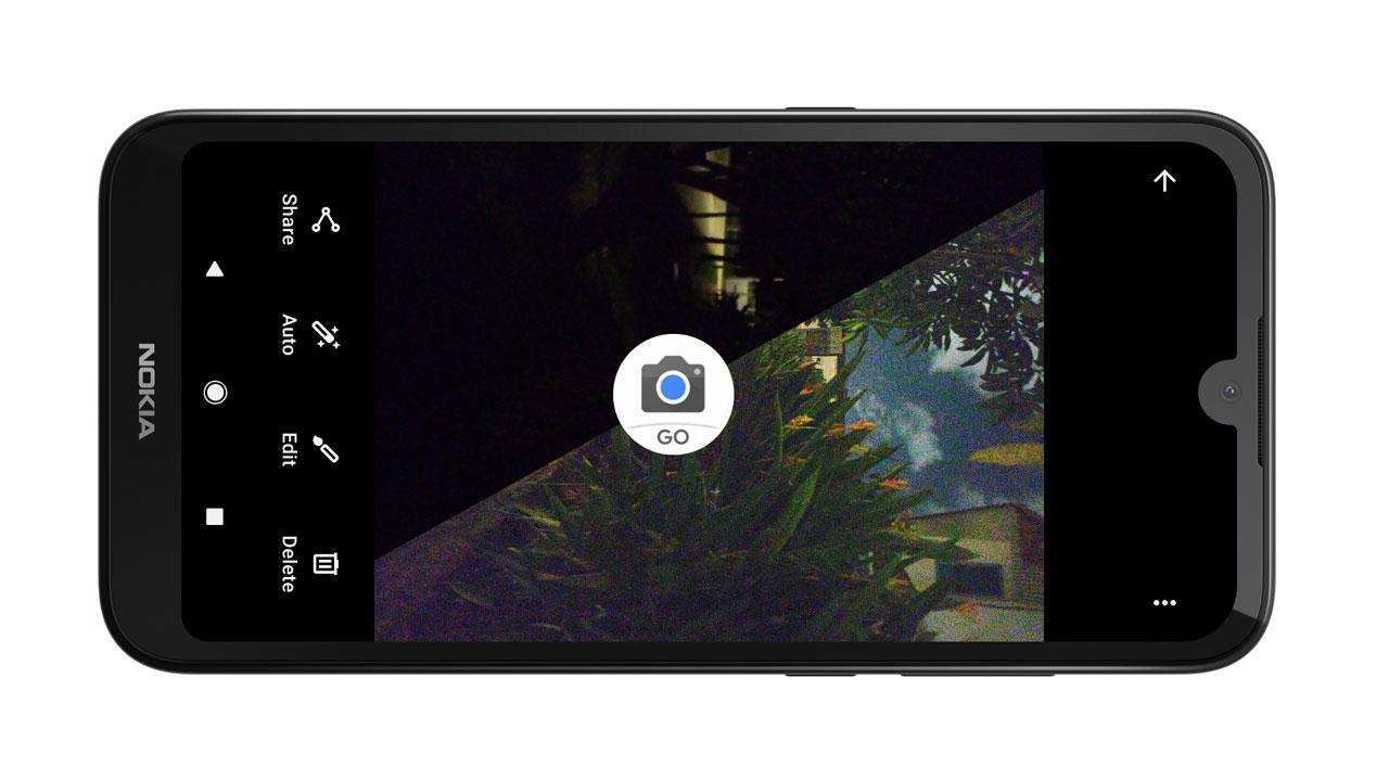Google Camera Go se actualiza con modo de baja iluminación