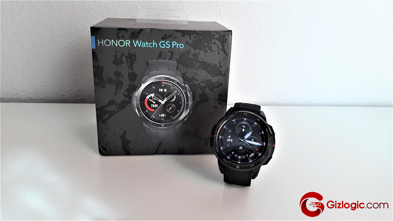 HONOR Watch GS Pro, probamos este reloj inteligente deportivo