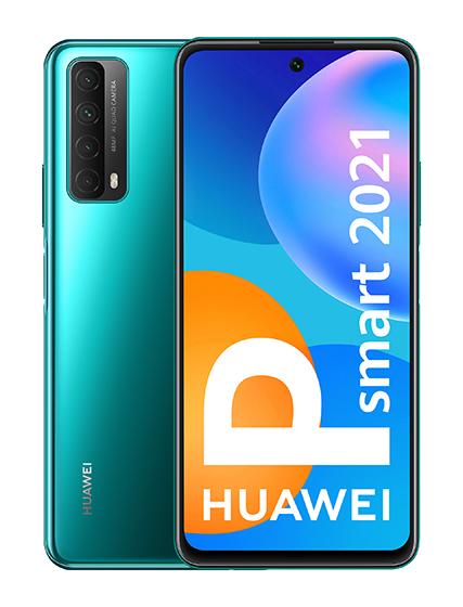 HUAWEI P smart 2021 - Crush Green