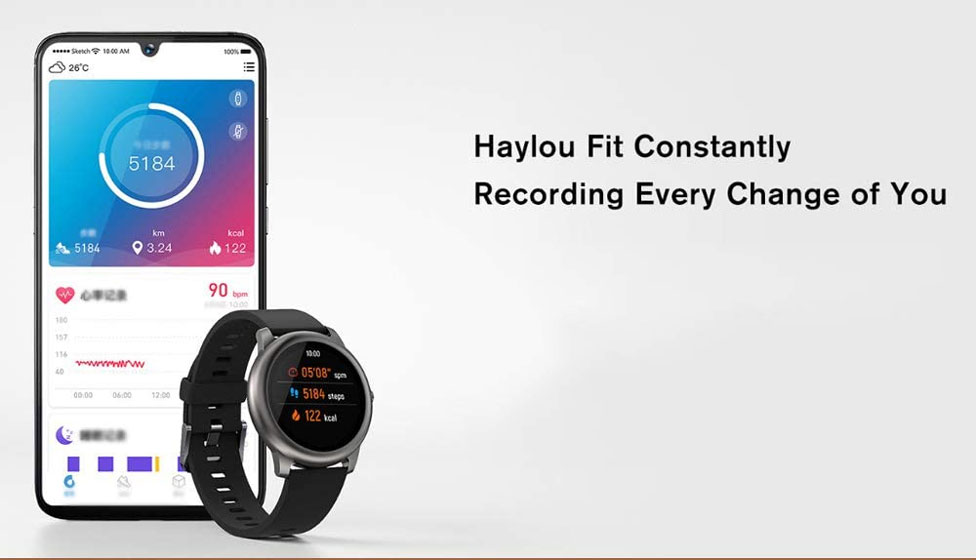 Haylou Solar LS05 - Conectividad