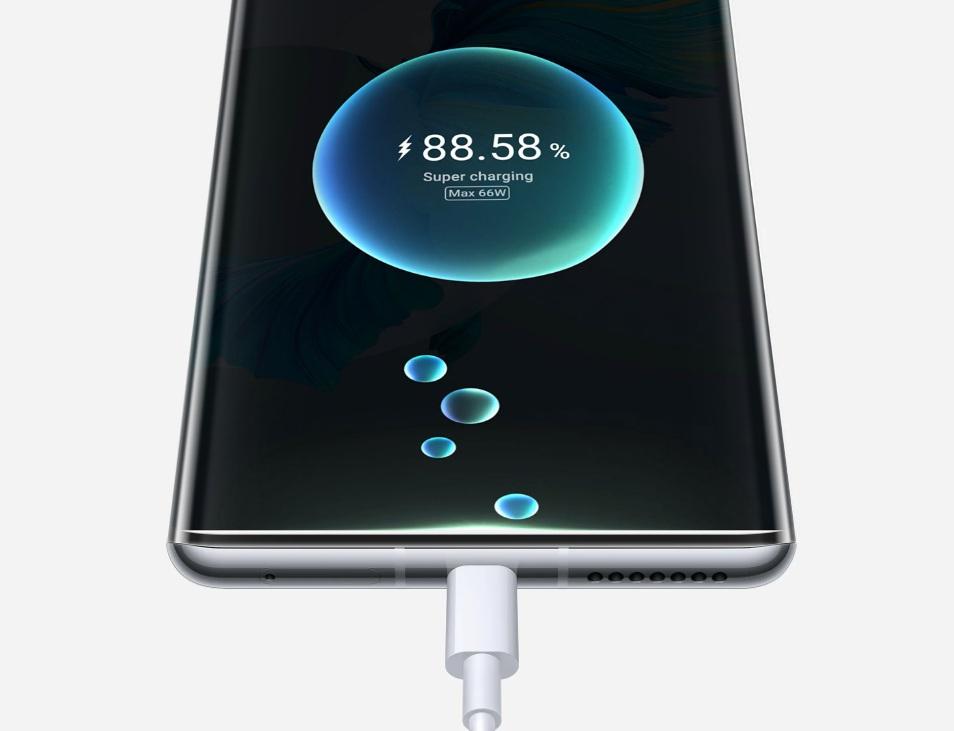 Huawei Mate 40 Pro+ - Batería de 4.500mAh