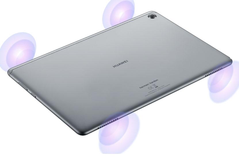 Huawei MediaPad M5 Lite - Audio