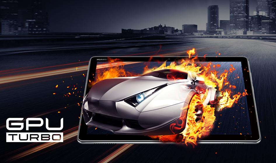 Huawei MediaPad M5 Lite - Hardware