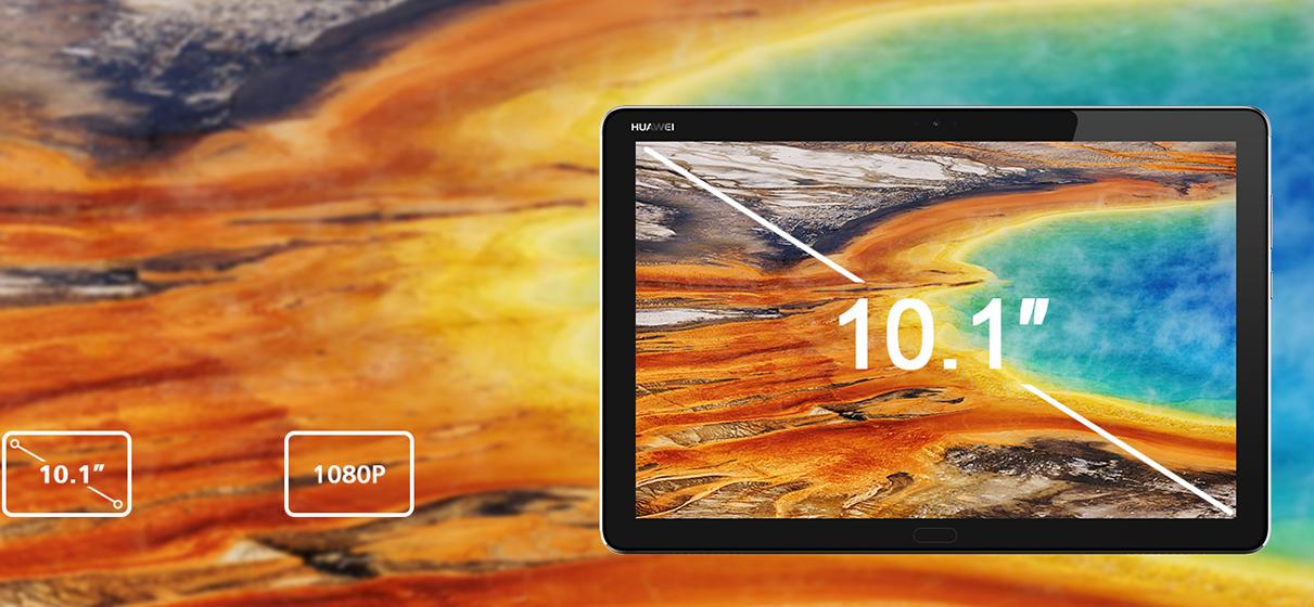 Huawei MediaPad M5 Lite - Pantalla