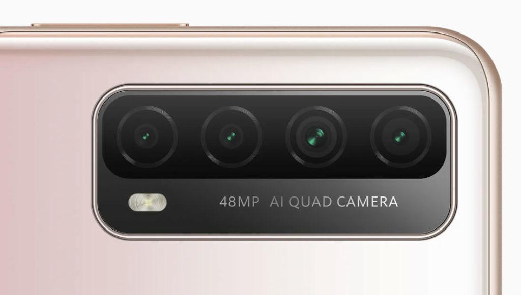 Huawei P Smart 2021 - Cámara