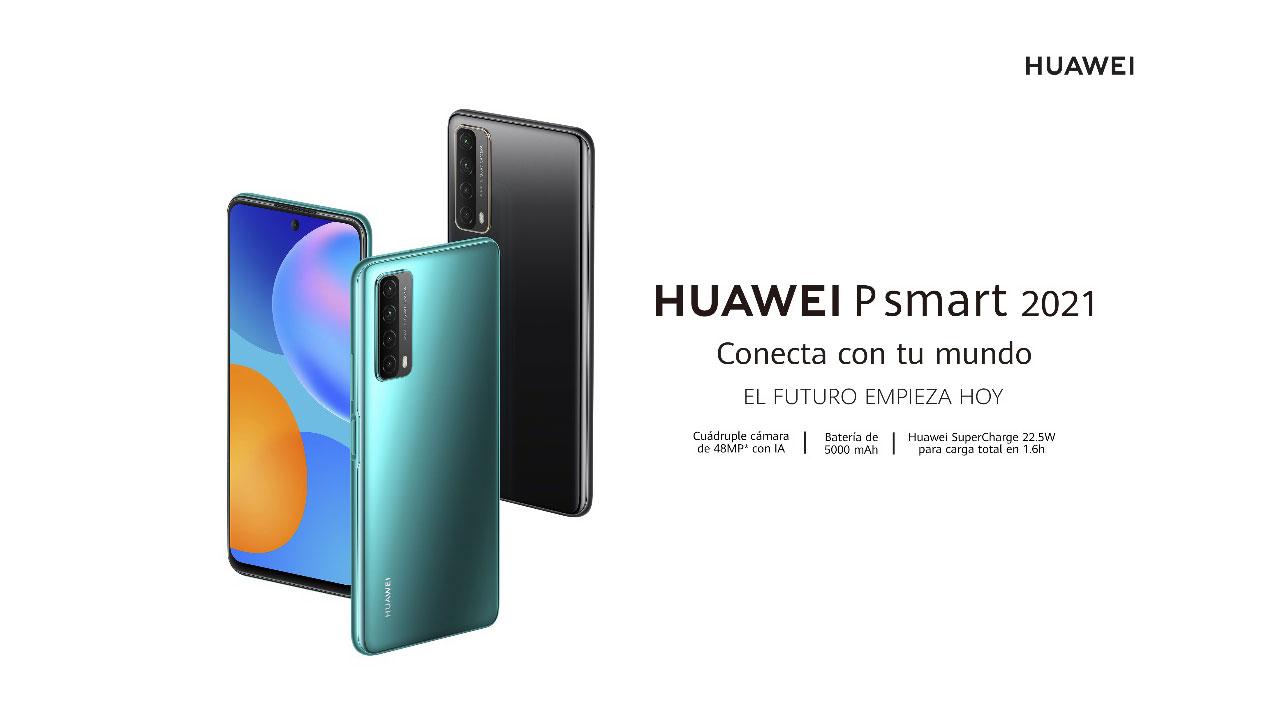 Huawei P Smart 2021, sin apps de Google, pero bastante potente y asequible
