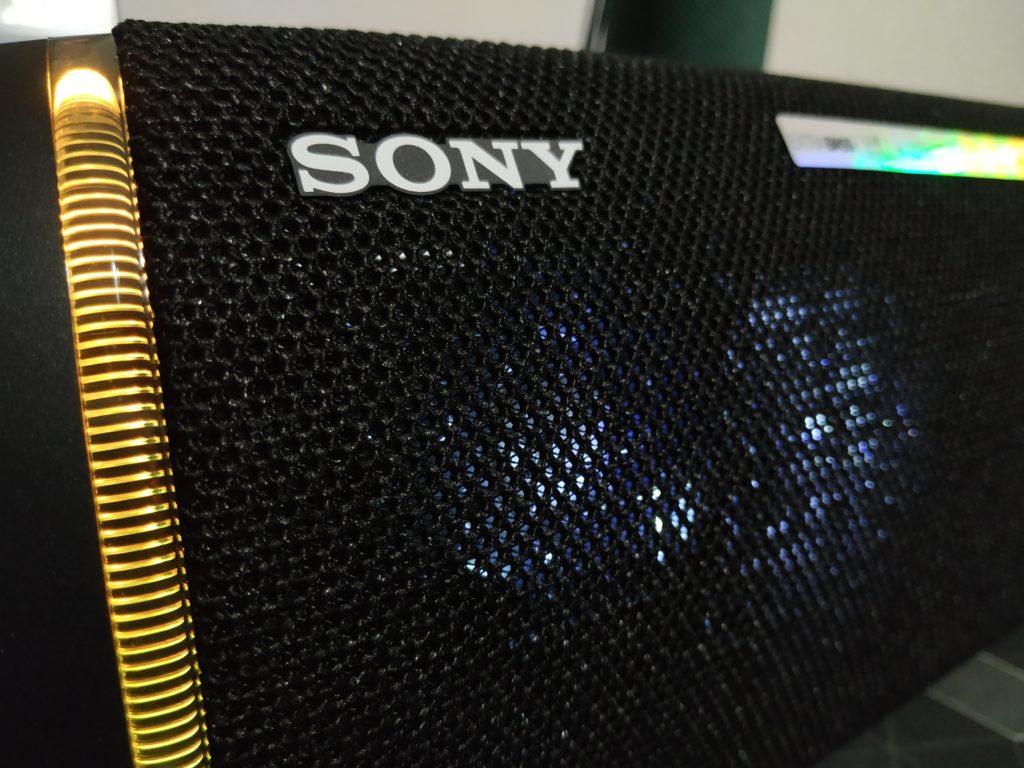 Mejor altavoz Sony