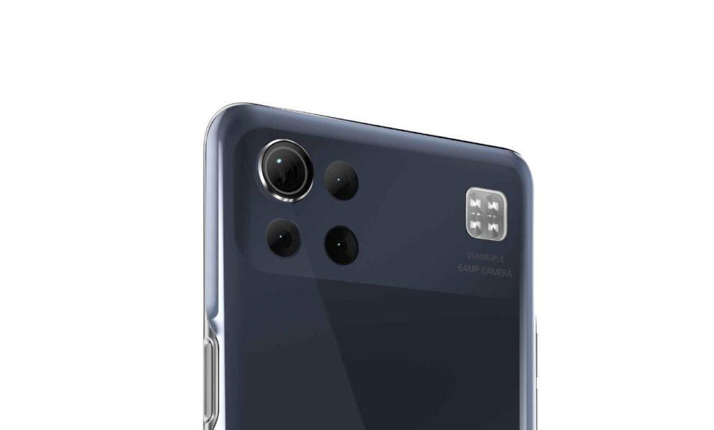 LG K92 5G - Cámaras