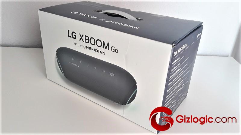 LG XBOOM Go PL7