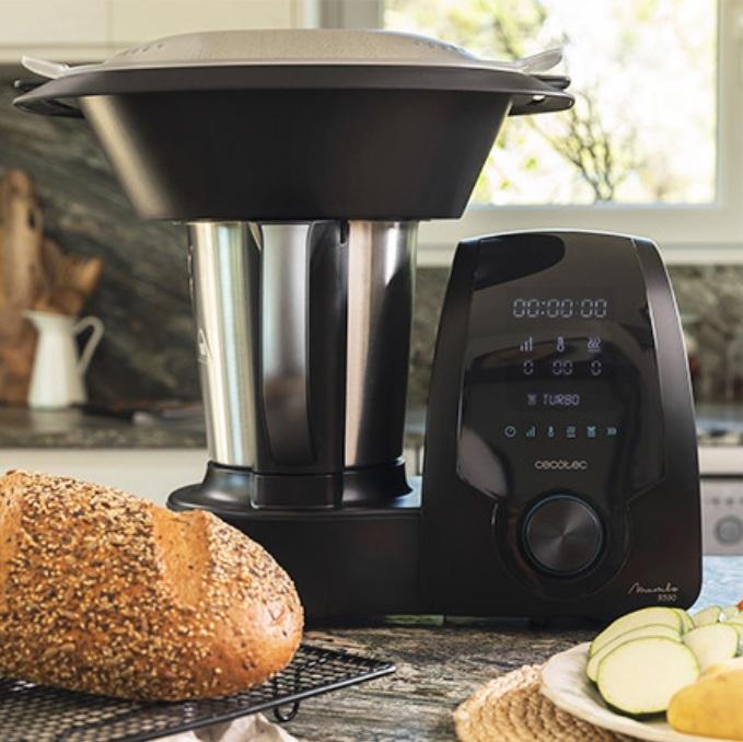 La vaporera permite alcanzar 4 niveles para cocinar