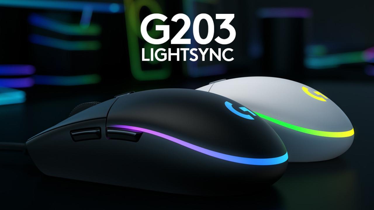 Logitech G203 - Destacada