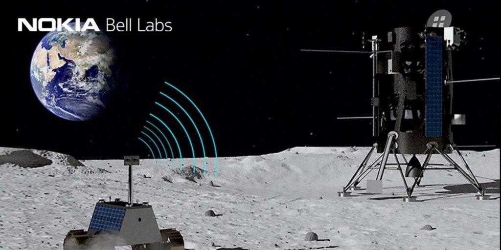 Nokia va de camino a la luna