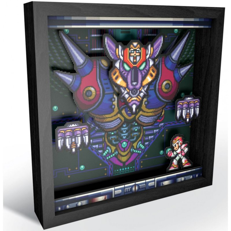Pixel Frames - Megaman