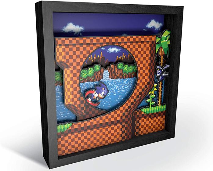 Pixel Frames - Sonic The Hedgehog 2