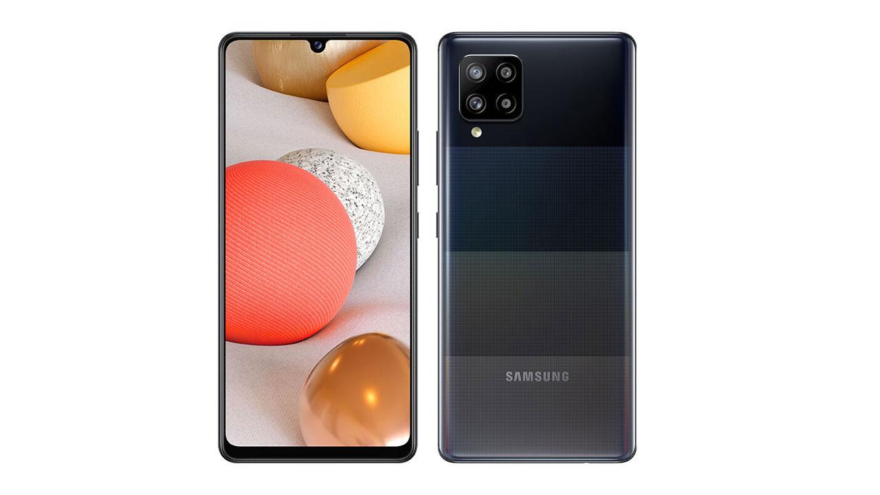 Samsung Galaxy A42 5G - Destacada