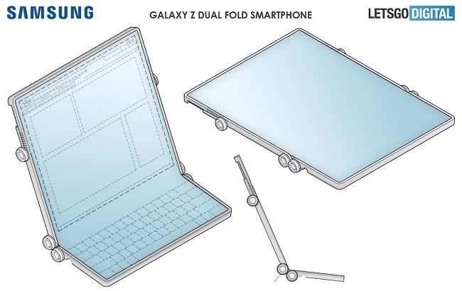 Samsung Galaxy Z Dual Fold