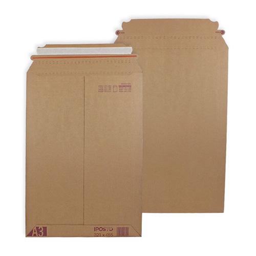 Mejores embalajes para eleCommerce - Sobres de cartón rígido para envíos