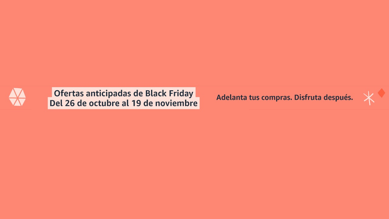 ofertas anticipadas del black friday 2020 de amazon