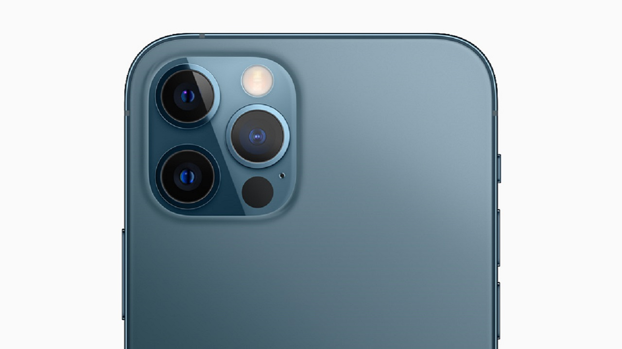 iphone 12 pro camara