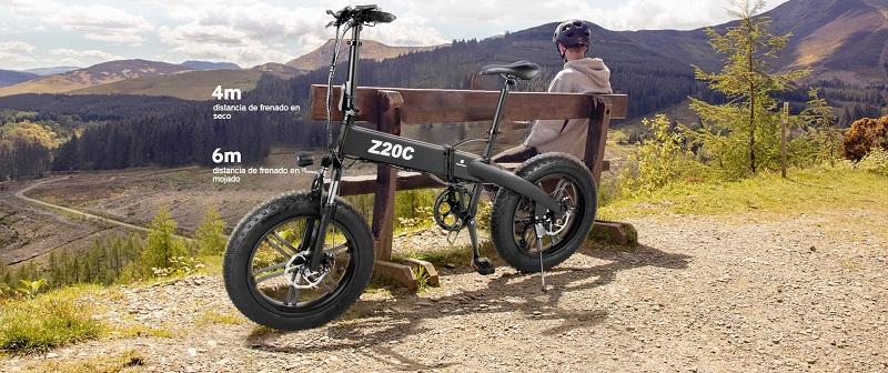 ADO Z20C, frenos