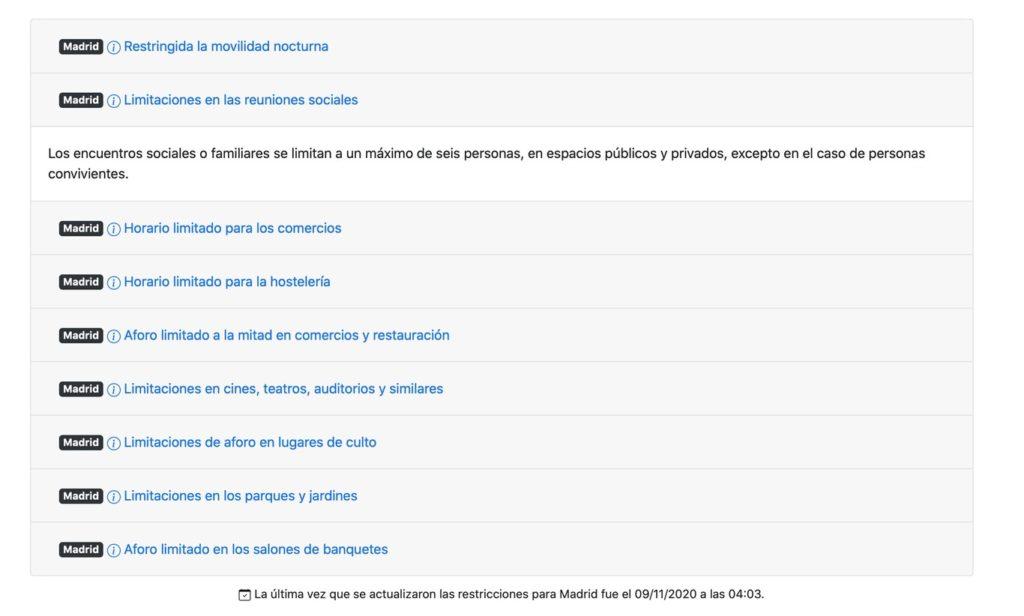 Cómo usar QueCovid.es