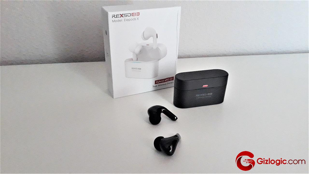 ELEPODS X, probamos estos auriculares BT con cancelación de ruido