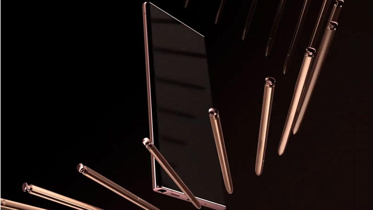 El Samsung S Pen cumple 9 años, cómo ha evolucionado hasta ahora