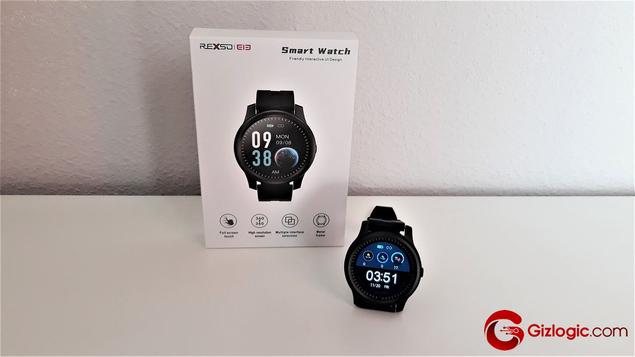Elephone R8, probamos este reloj inteligente con pantalla HD