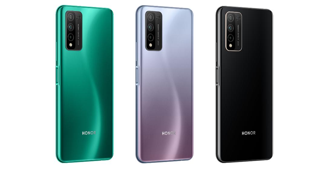 Honor 10X Lite - Diseño