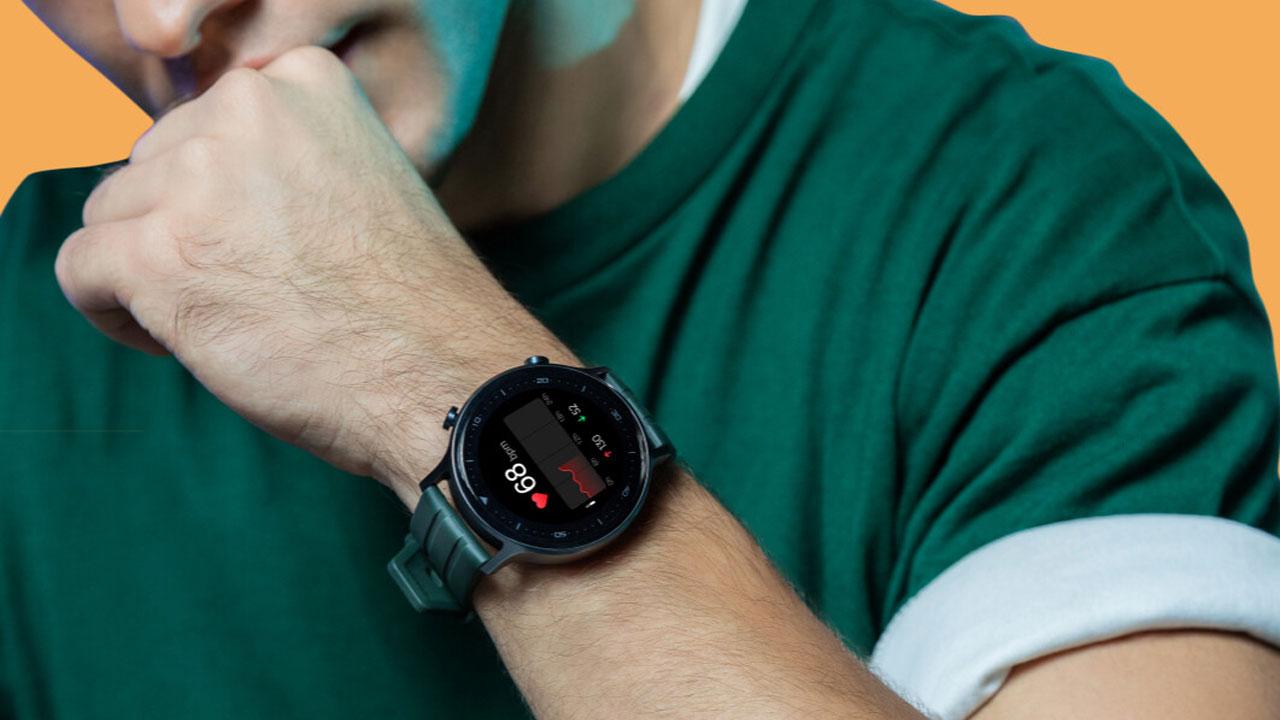 Nuevo Realme Watch S con medidor de oxígeno en la sangre