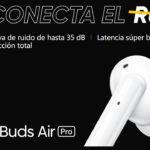 Nuevos Realme Buds Air Pro con cancelación de ruido activa y baja latencia