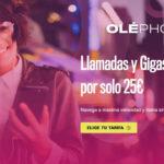 OLÉPHONE, el nuevo OMV con planes móviles ilimitados desde 25€