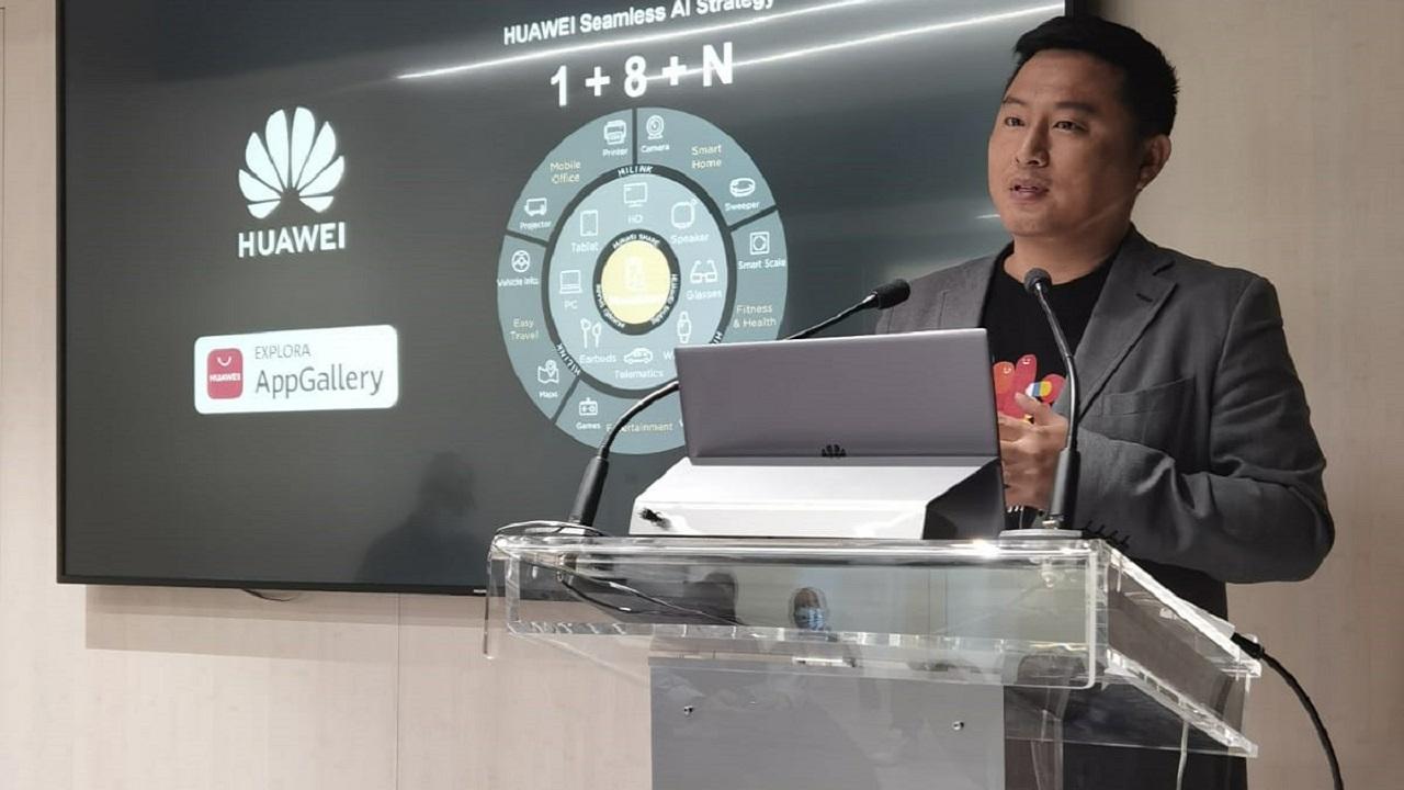 Pablo Wang, Huawei
