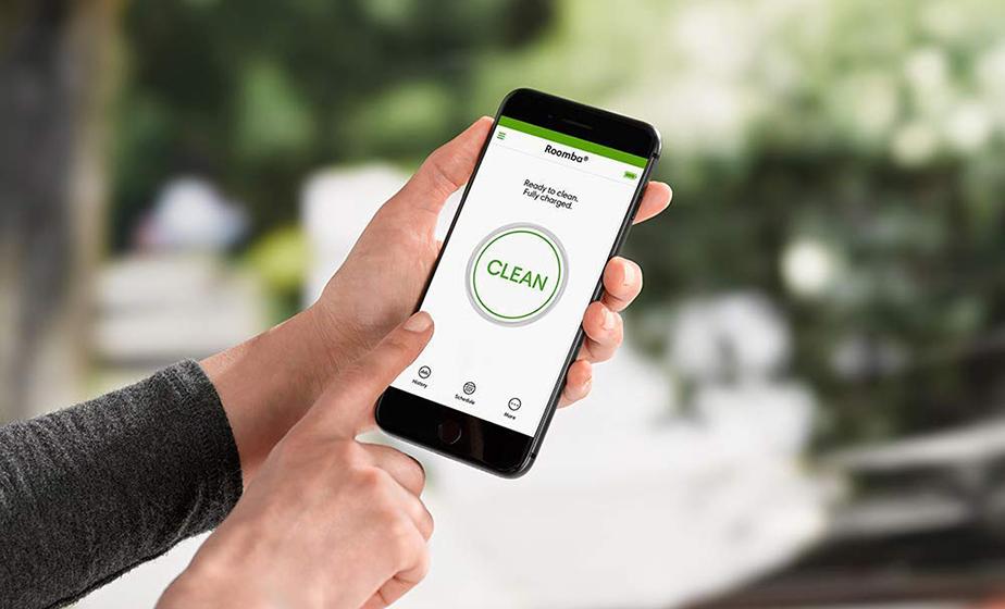 Roomba E5158 - App