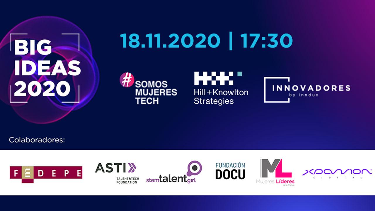 #SomosMujeresTech, HK España nos invita a la 2da edición