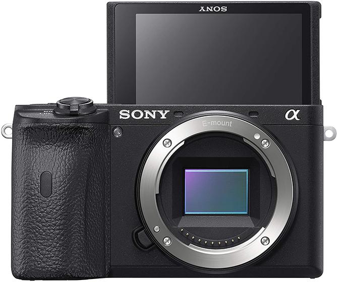 Sony Alpha 6600 - Pantalla