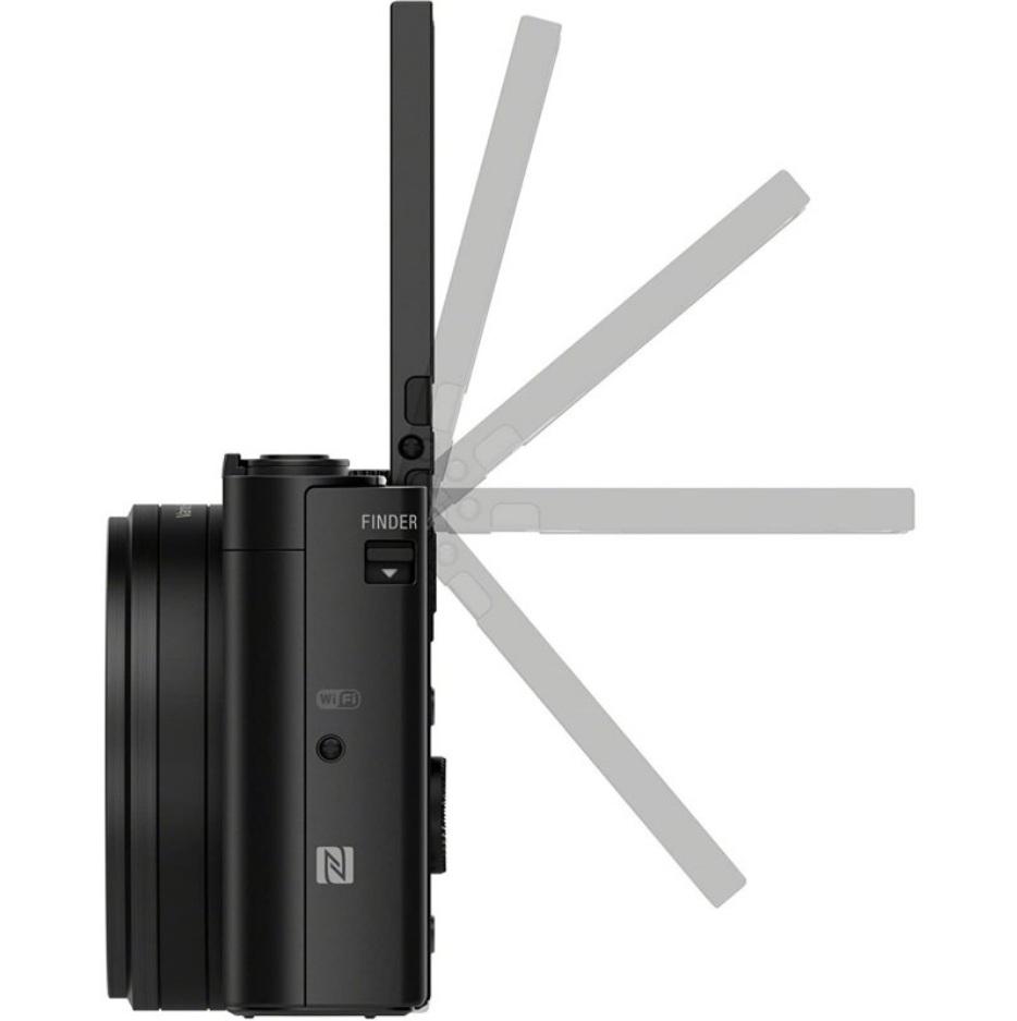 Sony HX80 - Pantalla plegable