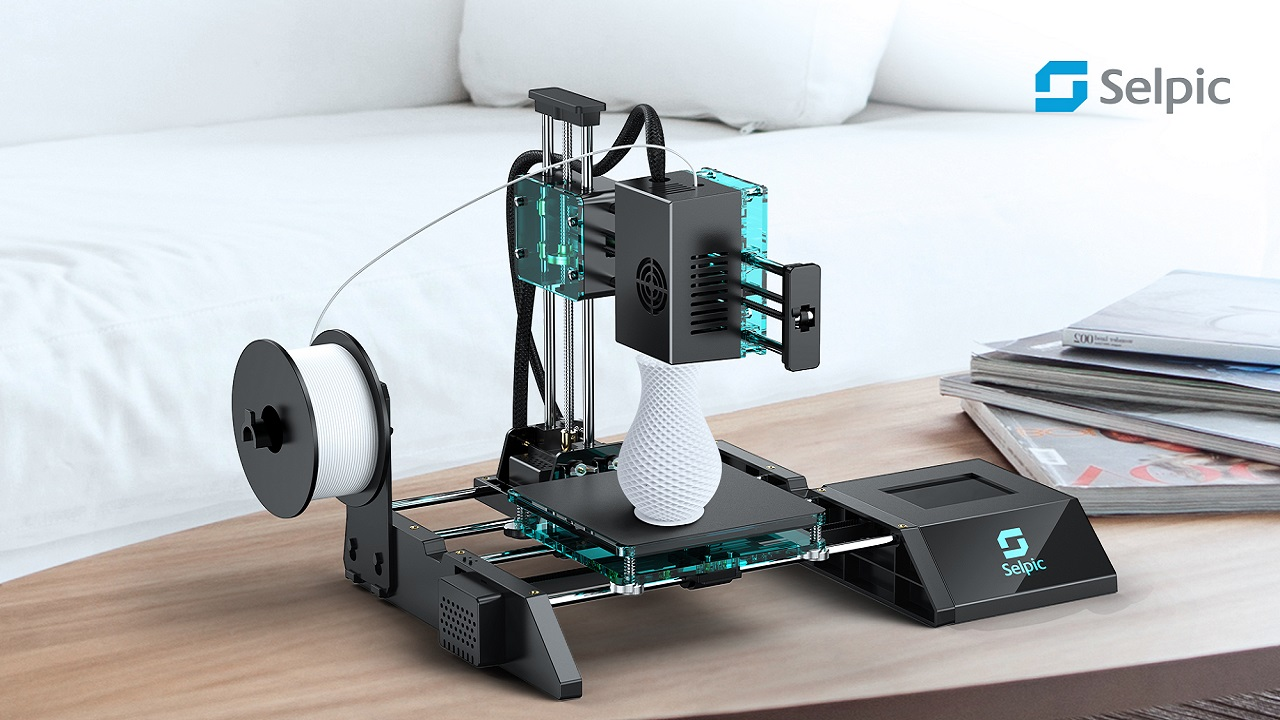 Selpic star A 3D printer