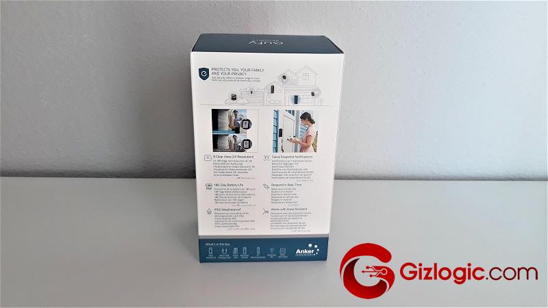 Video Doorbell 2K