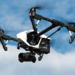 Cámaras termograficas sobre drones