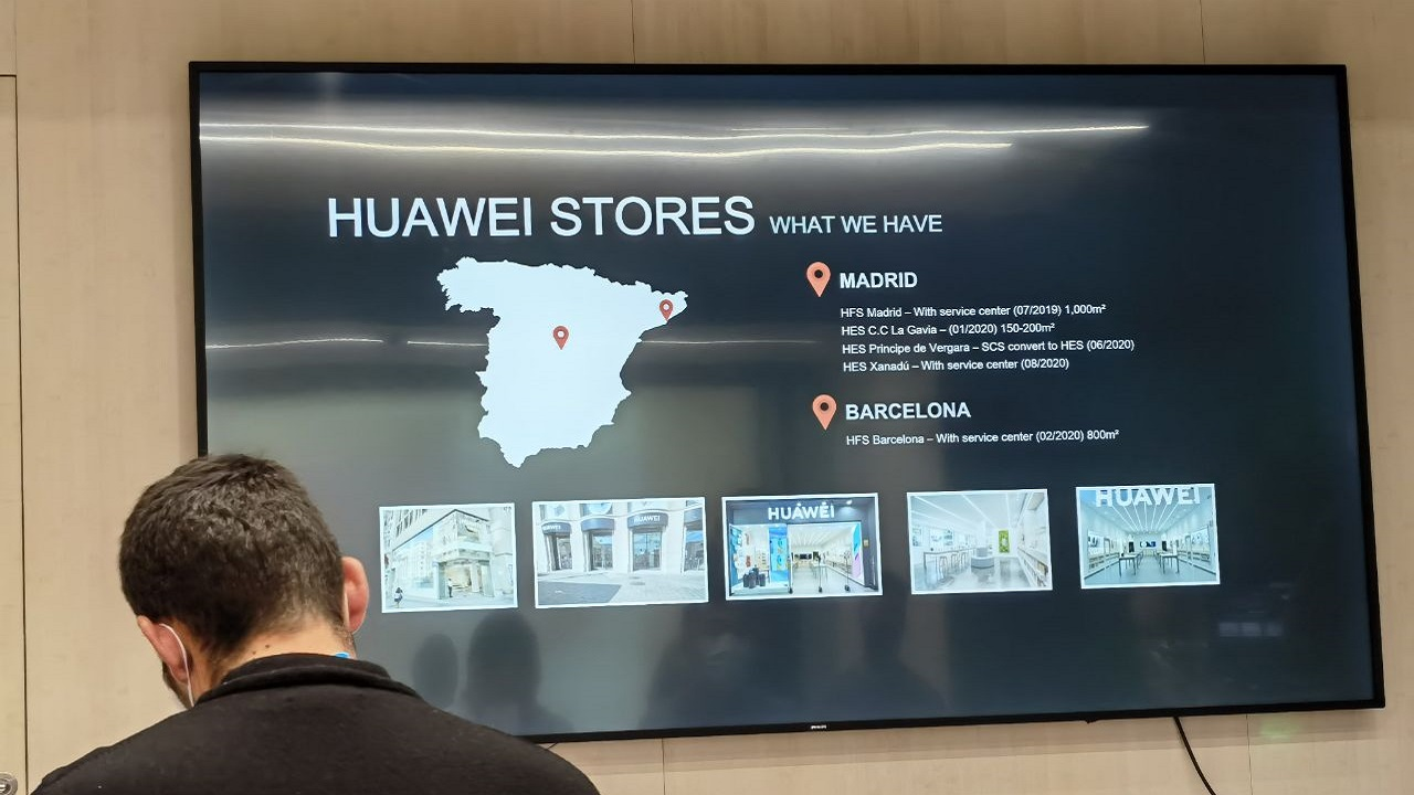 huawei stores
