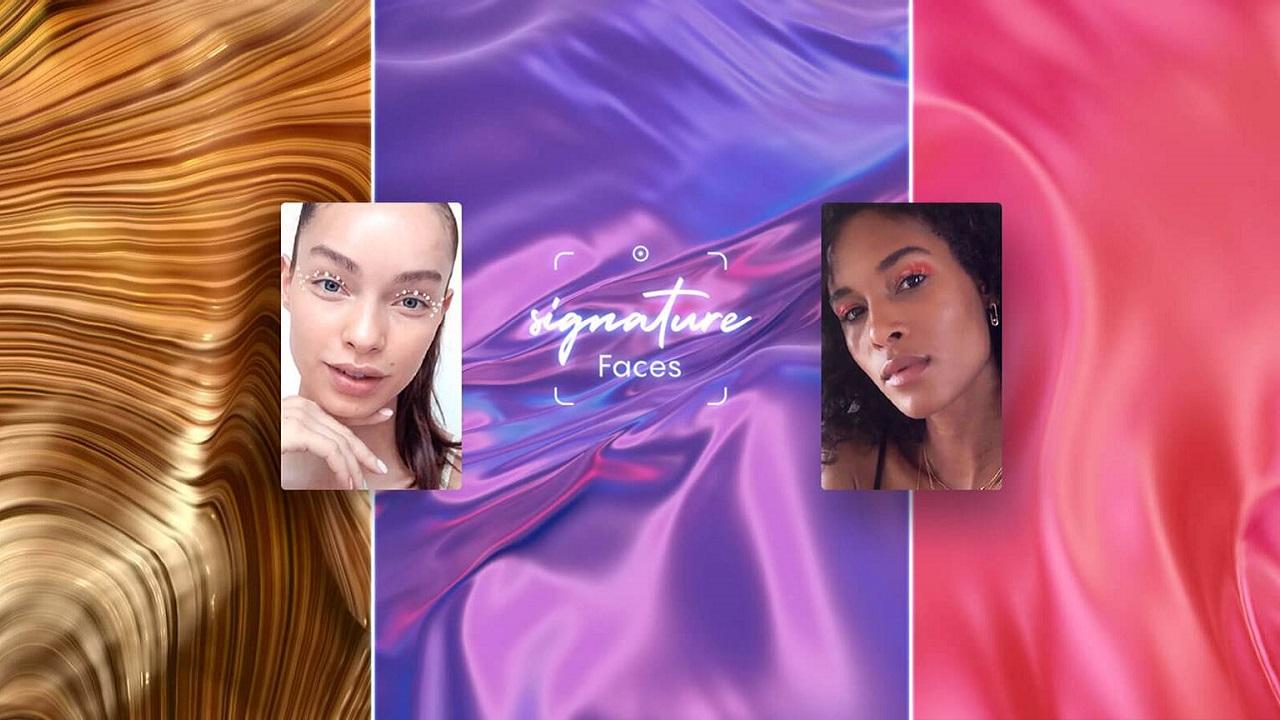 maquillaje virtual de loreal