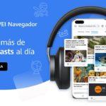 podcasts de noticias