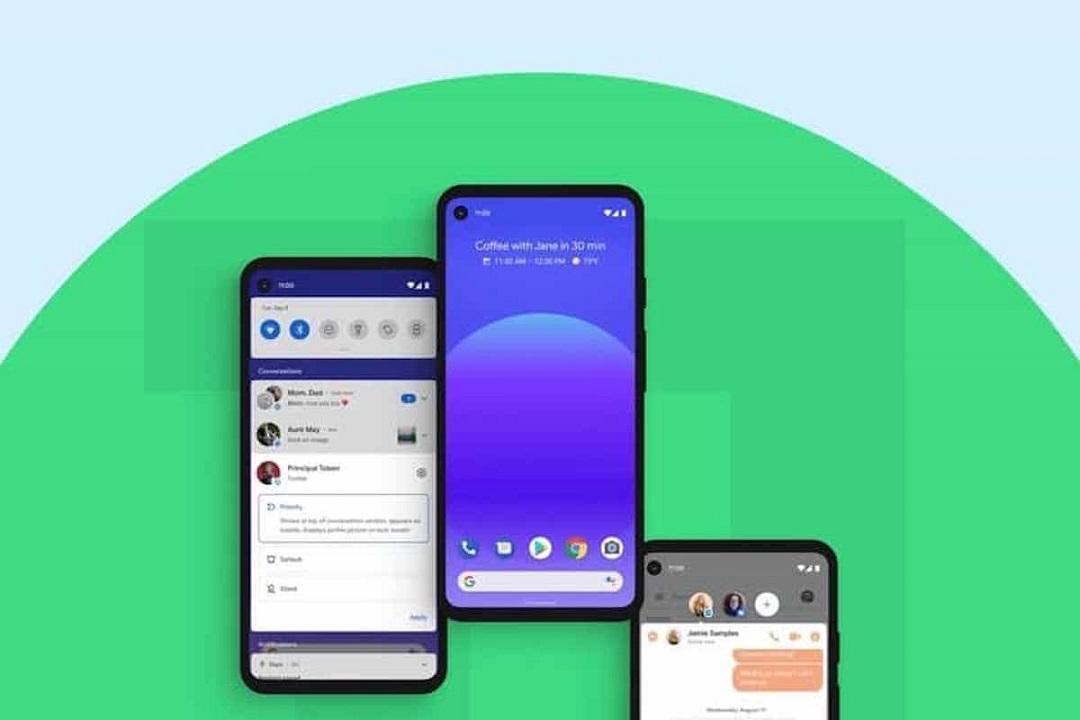 Actualizaciones de Samsung a Android 11