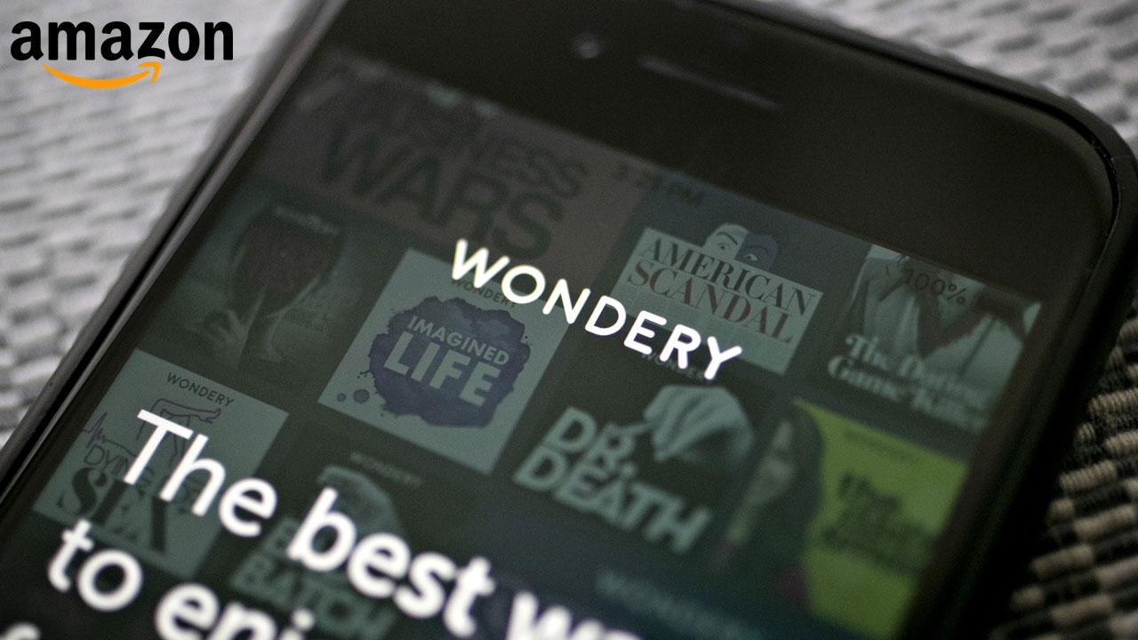 Amazon Irrumpe en el mundo del Podcast con la compra de Wondery