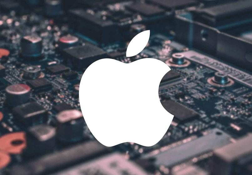 Apple apunta a fabricar sus módems celulares en casa