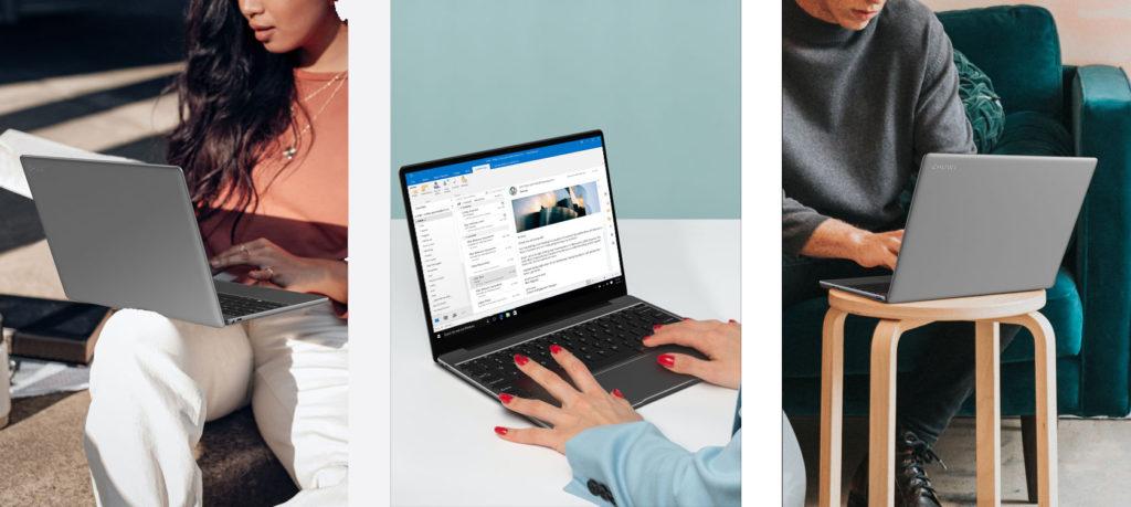 CHUWI CoreBook X - Diseño