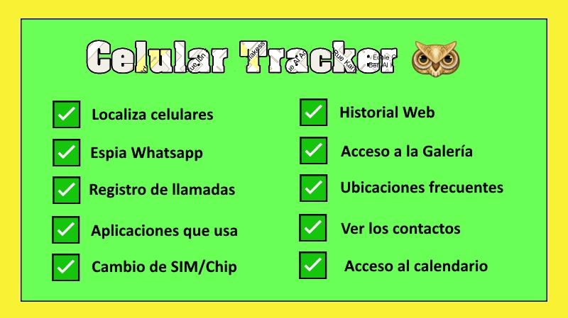 Celular Tracker
