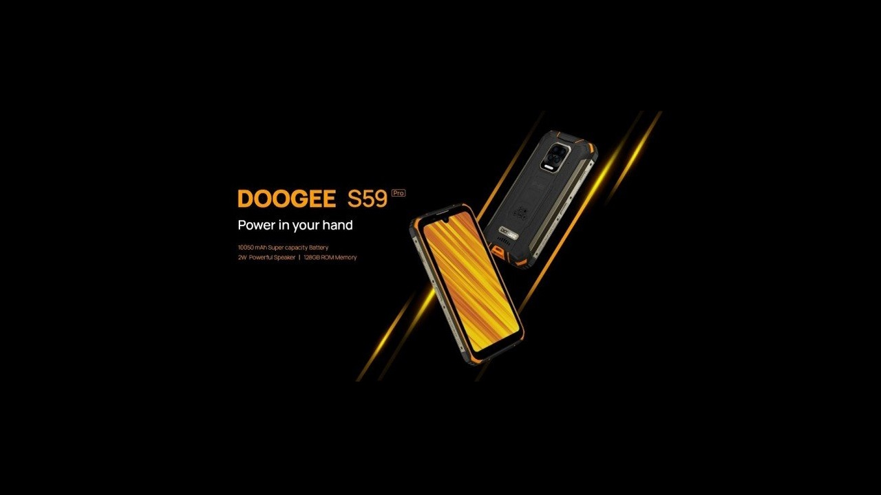 DOOGEE S59 Pro